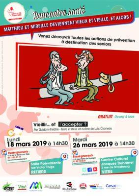 Rencontre Santé @ Salle Polyvalente | Retiers | Bretagne | France