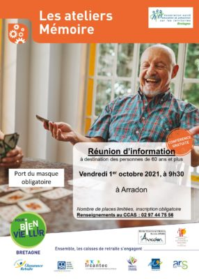 Ateliers Mémoire : Arradon (56) @ Arradon | Bretagne | France