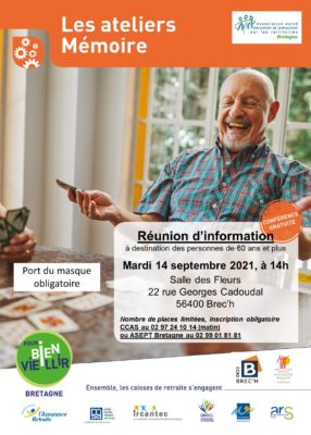 Ateliers Numérique : Brec'h (56) @ Salle des Fleurs | Brech | Bretagne | France